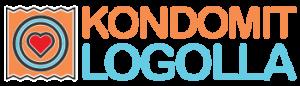kondomitlogolla.fi logo